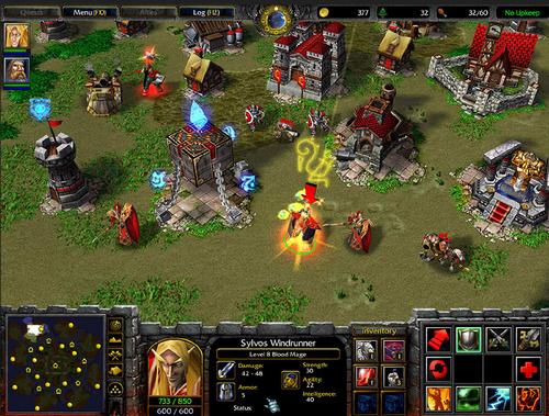 Tải Warcraft 3 Full Tiếng Việt - Trò chơi chiến tranh giữa những chủng tộc 1