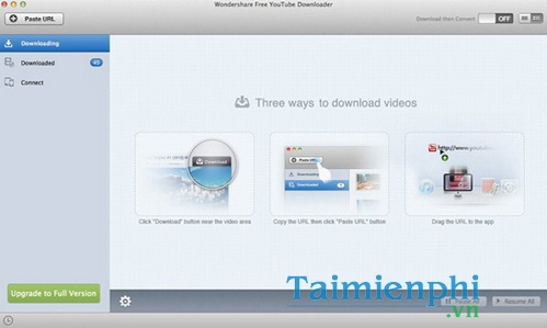 download wondershare free youtube downloader for mac