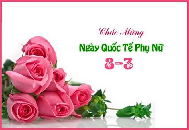 thiep 8 3 hoa hong