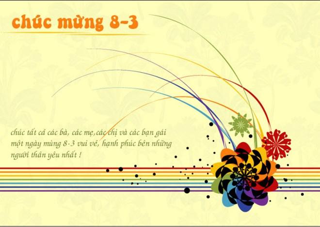 thiep chuc mung 8 3