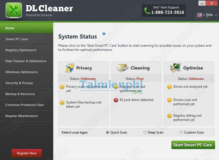 DL Cleaner
