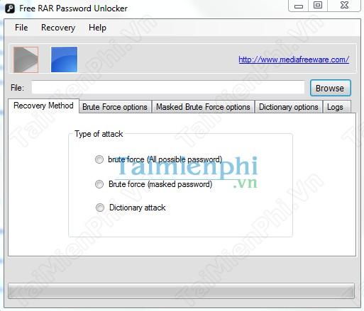 download Free RAR Password Unlocker