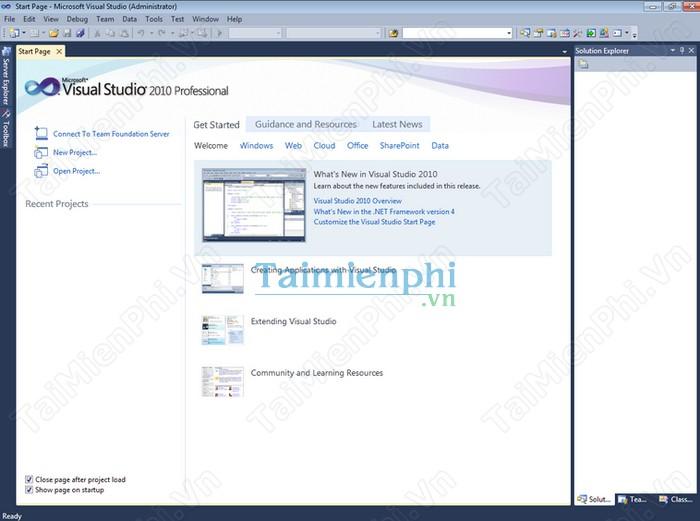 download Visual Studio