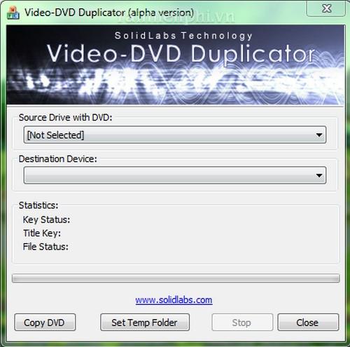 Video DVD Duplicator