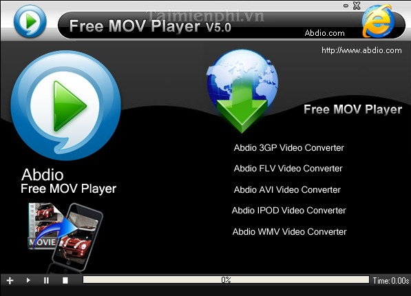 Abdio Free MOV Player