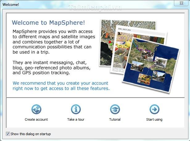 MapSphere