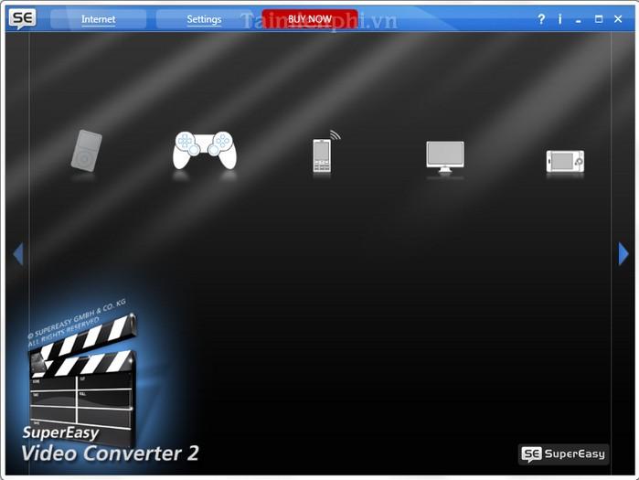 Super Easy Video Converter