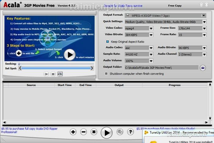 download Acala 3GP