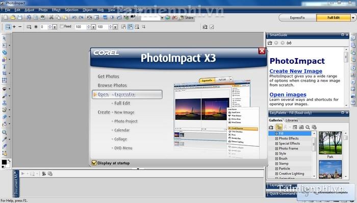 Corel PhotoImpact