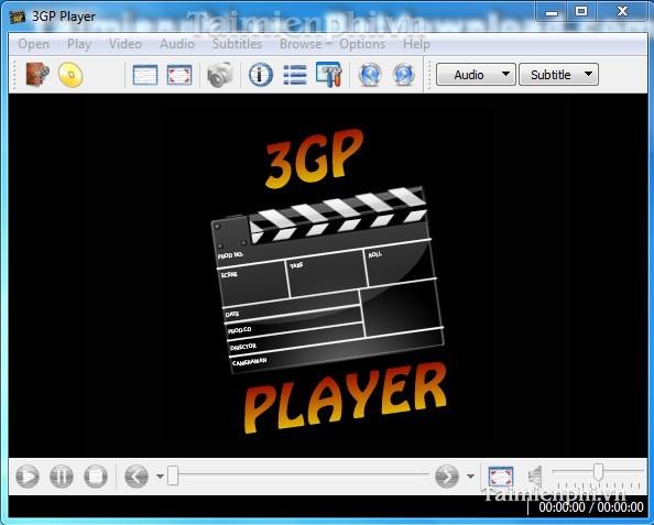 3GP Player