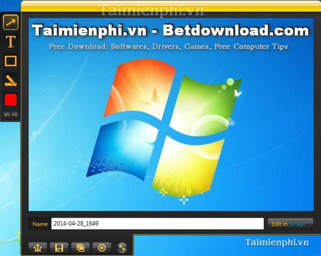 Jing for Windows