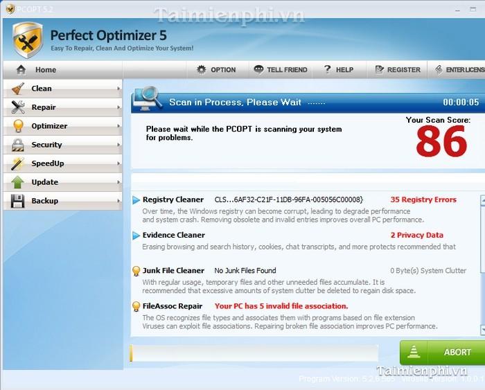 Perfect Optimizer