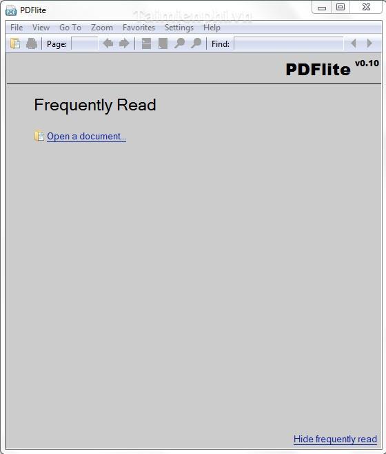 PDFlite