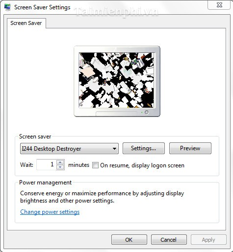 Desktop Destroyer