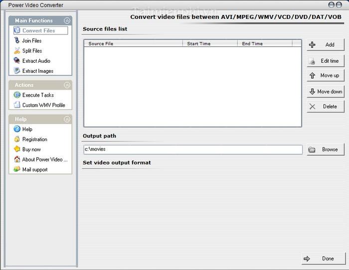 Power Video Converter