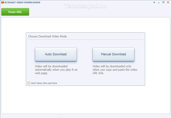 UltraGet Video Downloader