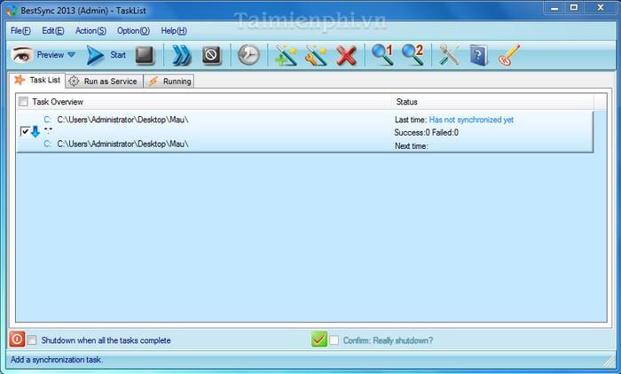 BestSync FTP