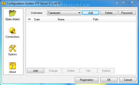 Golden FTP Server Pro