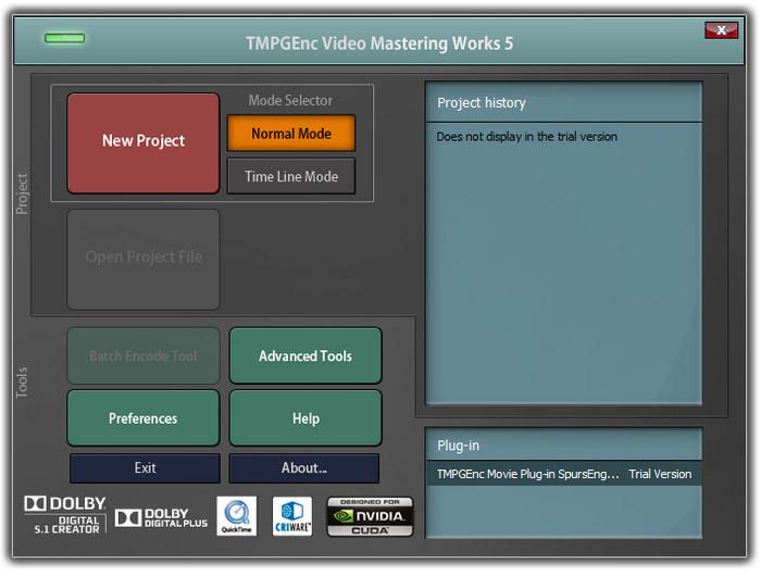 TMPGEnc Video Mastering Works phần mềm chuyển đổi video chuyên nghiệp