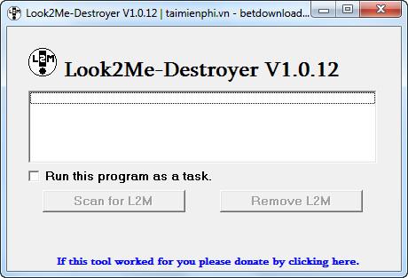 Look2Me Destroyer