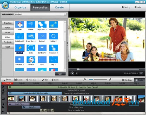 DVD Video Editor for Mac