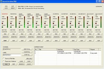 Sound Archive Pro