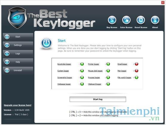 The Best Keylogger