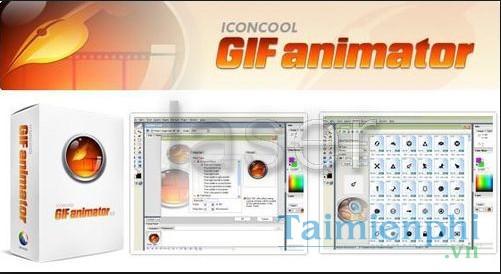 Gif Animation Application