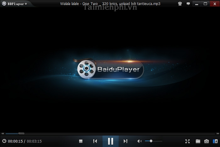 Baidu Player